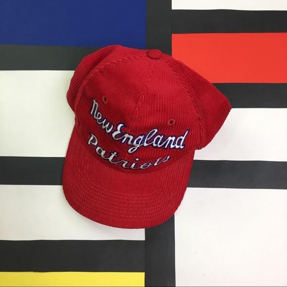 45a913d492d24 ... New England Patriots Corduroy Hat. M 5b36b51a34a4ef14b3cbf970
